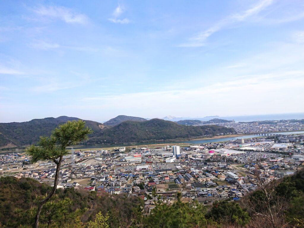 赤穂にもあった!関西の日帰り登山スポット♪雄鷹台山は初心者子連れでも登りやすい