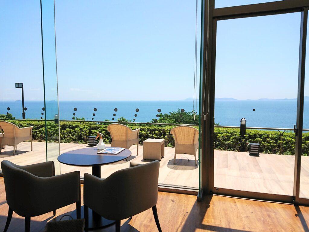赤穂で海が見えるランチやカフェおすすめスポット!ゆったりと空間も楽しんで♪